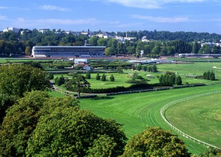 L'hippodrome de Saint-Cloud